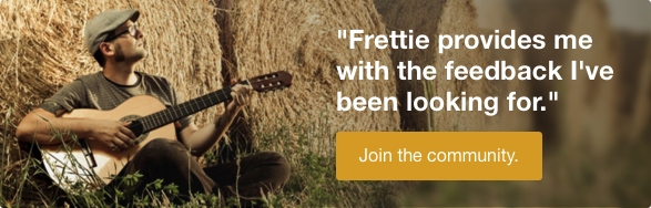 Request your invite to Frettie.